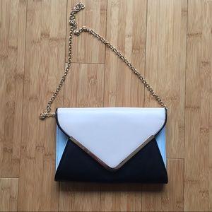 Aldo envelope clutch or cross body purse bag